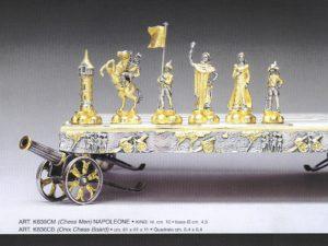 Emperor Napoleon Chessmen