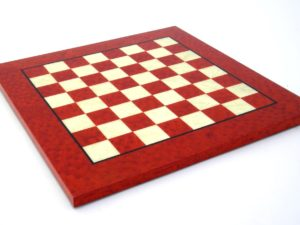 Briar Erable Wood, Red Color