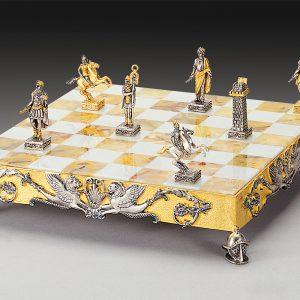 The Roman Empire Chessboard
