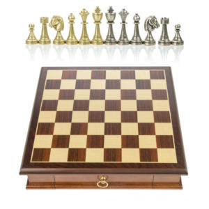Chess men and Chess board