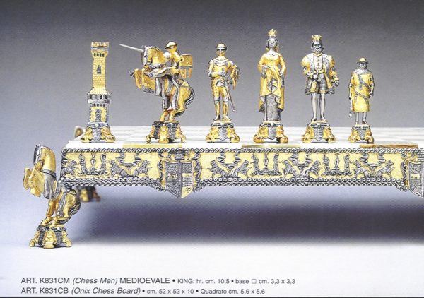Ancient Medioeval Chessmen