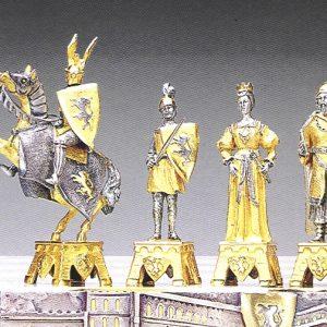 Medieval Venetian Chessmen
