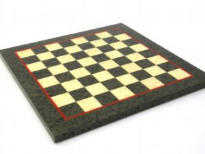Briar Erable Wood, Green Color Chessboard