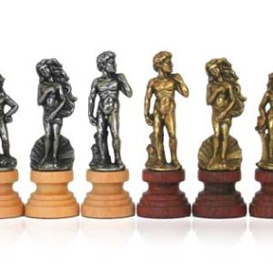 Michelangelo Chessmen