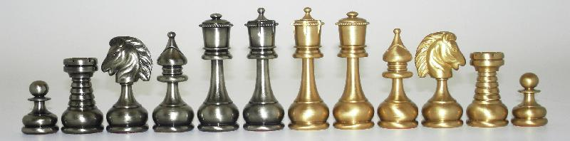 Big Persian Brass Chessmen