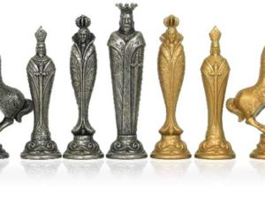 Renaissance Style Chessmen