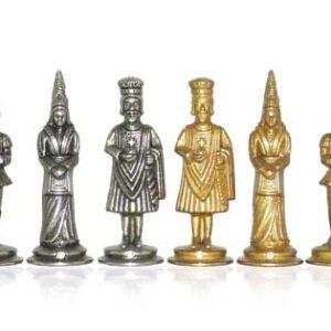 King Arthur Chessmen