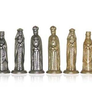 Medioeval Set Chessmen