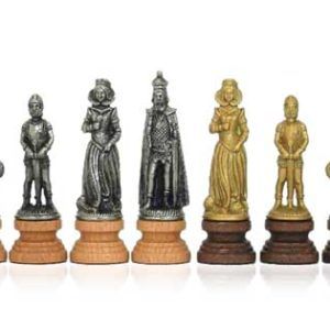 Maria Stuarda II Chessmen