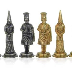 Big Camelot Chessmen