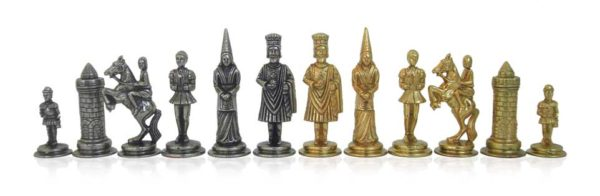 Big Camelot Chessmen