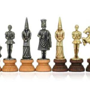 Kingdom Of Camelot Chessmen