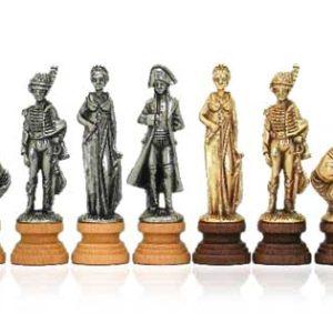 King Napoleon Chessmen
