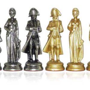 Napoleon Wars Chessmen