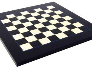 Briar Erable Wood, Black Chessboard
