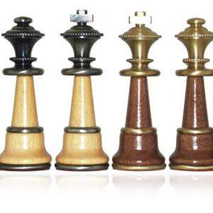 BrassHornbeam Chessmen
