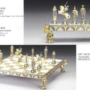 The Middle Ages Chessmen