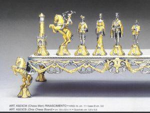 Italian Renaissance Chessboard