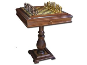 Chess Tables and Pieces